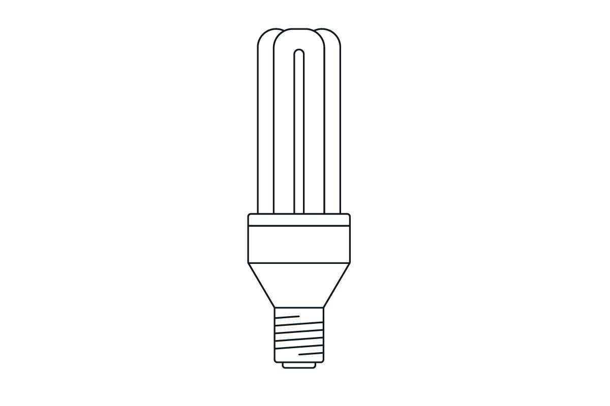 BULB 65W WARM LIGHT