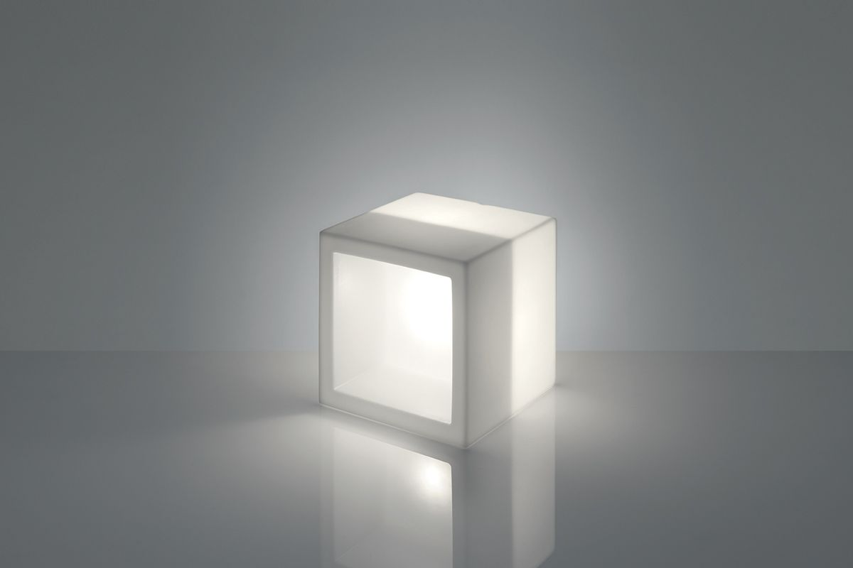 OPEN CUBE 75 LUMINOSO